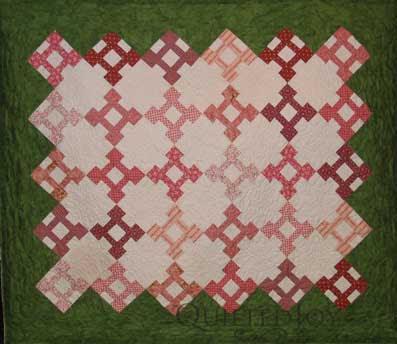 friendship garden quilt