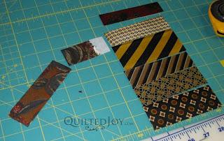Tie Memorial quilt