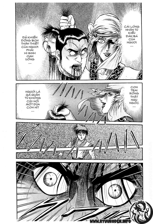 Chú Bé Rồng - Ryuuroden chap 21 - Trang 15