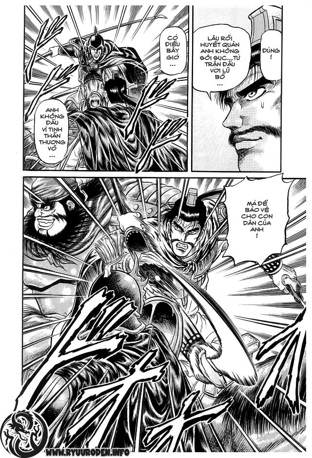 Chú Bé Rồng - Ryuuroden chap 21 - Trang 28