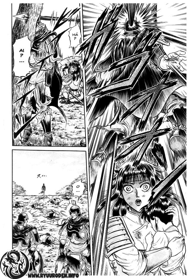 Chú Bé Rồng - Ryuuroden chap 21 - Trang 36