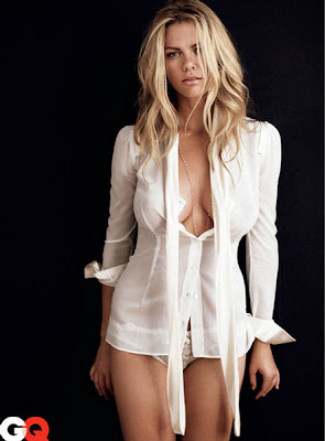 Brooklyn Decker GQ US September 2009