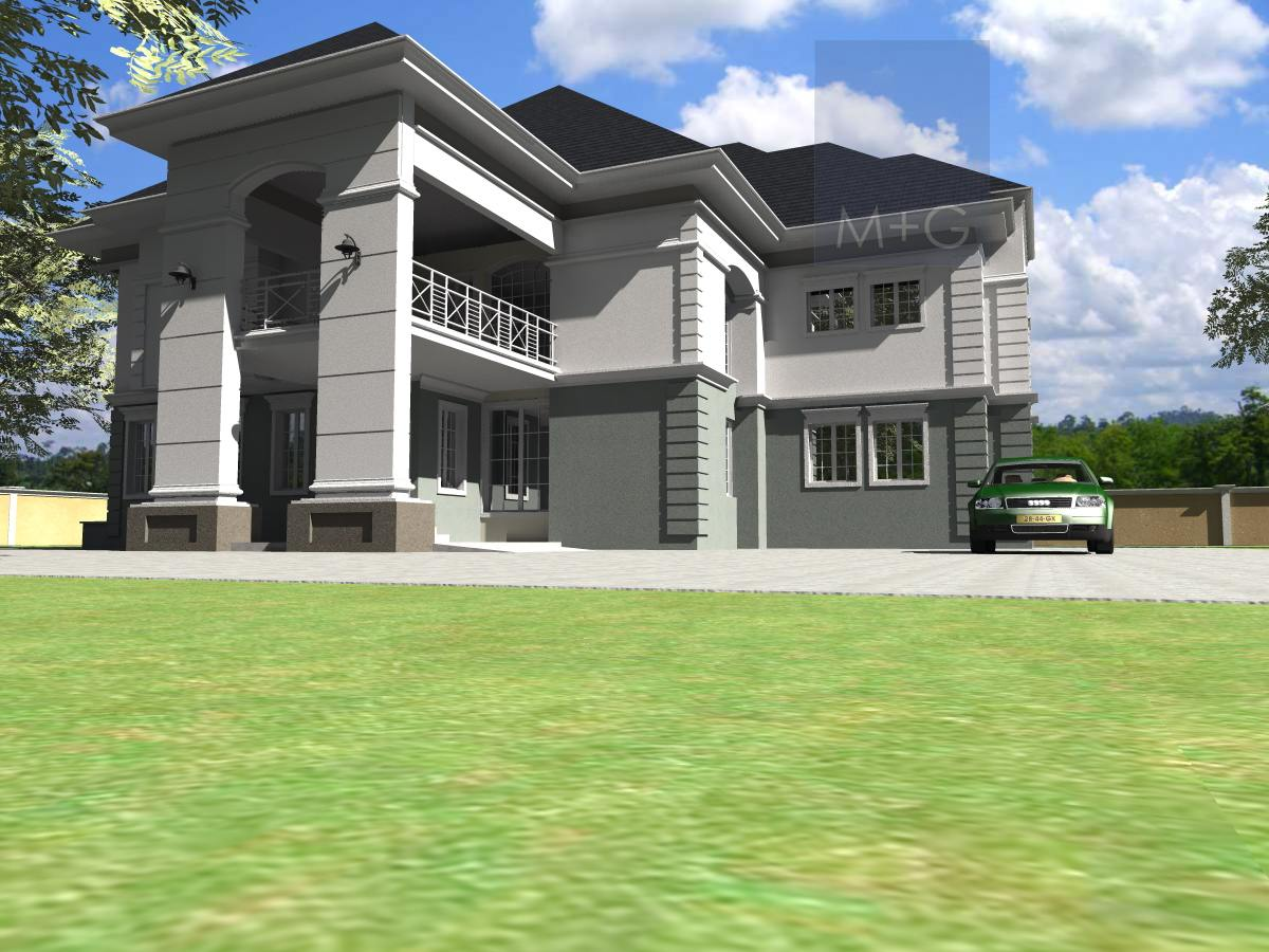 Contemporary Nigerian Residential Architecture Luxury 3: Contemporary Nigerian Residential Architecture