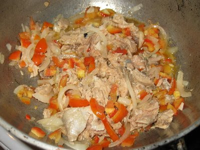 Pink Salmon and Rice