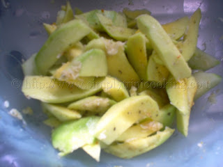 Mango Chow