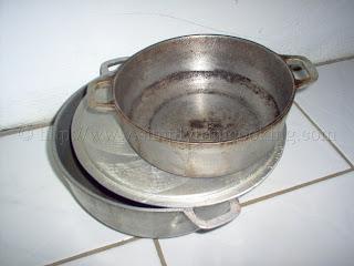 iron pots, Trinidad and Tobago