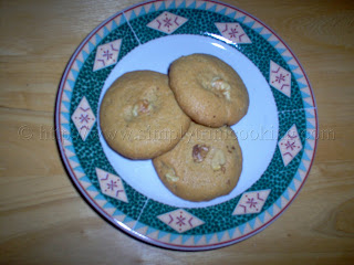 GHP's Peanut Butter Cookies