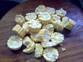 Corn Soup (Trini Style)