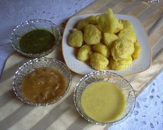 Pholourie, how to make trini pholourie