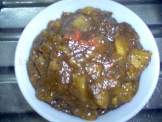 Masala Mango recipe