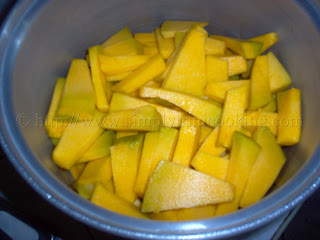 Pumpkin Talkari