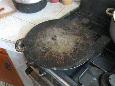 Pepper Roti