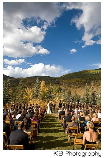 Kb Wedding Photography: KB Photography: Rebecca & Andy's Larkspur Vail Wedding