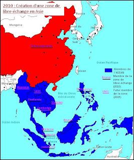 Carte Asie Orientale.Dates Et Cartes En Pagaille L Asie Orientale