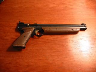 Oregon Airgun Shooters & Collectors: Crosman Model 1377C American