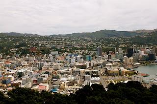 Two Peas In A Sensitive Pod: Wellington = San Francisco