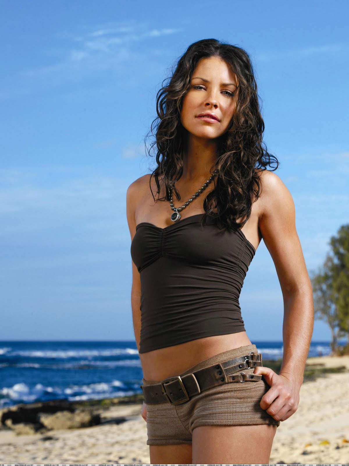 Evangeline Lilly Body Lost HD Wallpaper, Background Images