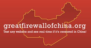 china enjoys burst of net freedom as great firewall falls - briefly