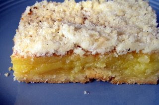 World's Best Lemon Bars