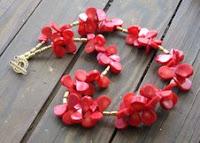 Coral Bracelet by jaC Jewelry