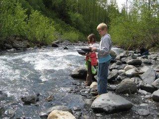 Crow Creek Mine in Girdwood, Alaska