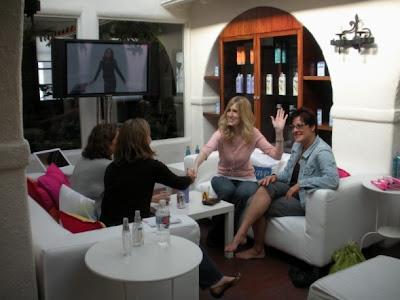 Glamour Reel Moments 2008 Lukaro Salon