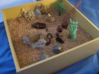 Mini Sand Boxes