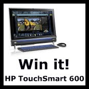 HP TouchSmart 600 Giveaway