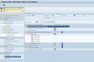 DB02: table diagnostics and 'native sql' commands   Prem