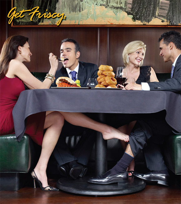 del frisco's philadelphia marketing