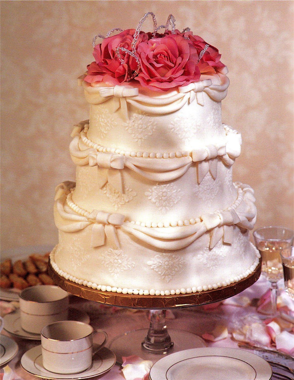 Edible Flower Cake Recipe