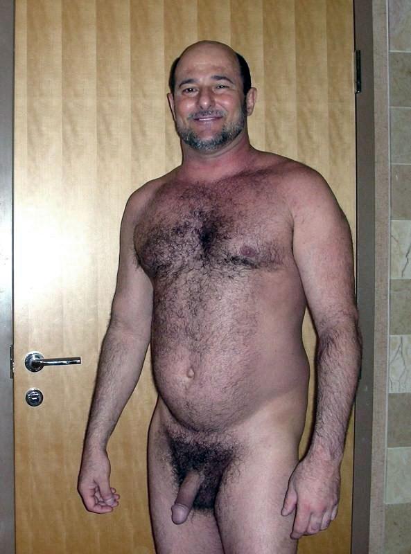 Atk mature 46 hairy
