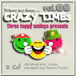 three happy smileys: 2008