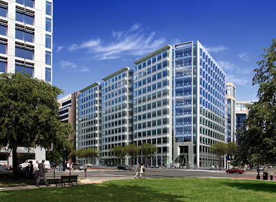 Pei Cobb Freed builds new office project in Washington DC's Golden Triangle