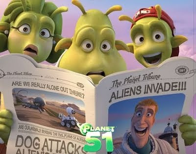 Planeta 51 La película