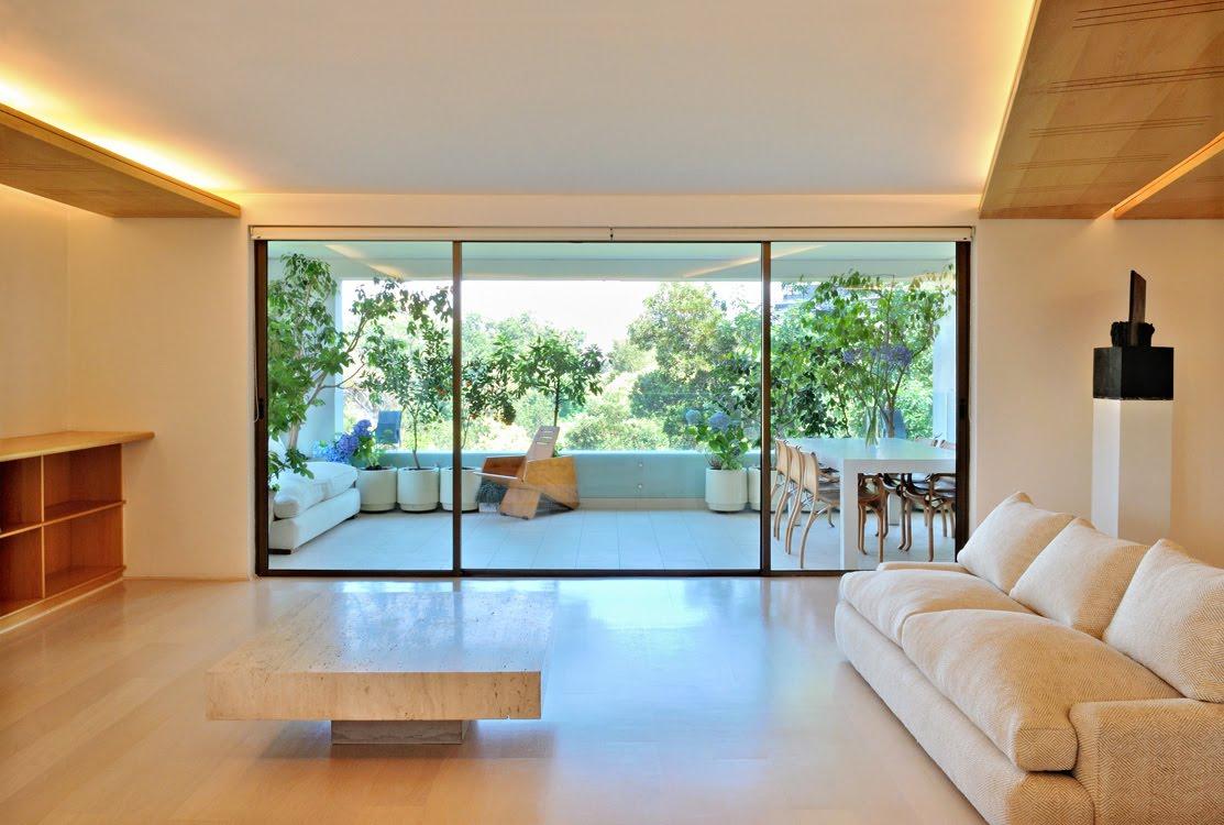 Apartamento en santiago de chile arquitectura y dise o for Los mejores disenos de interiores del mundo