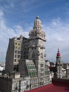 Movimiento Art Deco Palacio Barolo 1922 Buenos Aires