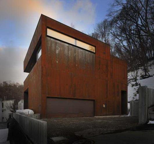 Casa japonesa de nakayama architects arquitectura y for Arquitectura y diseno de casas