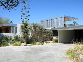 Casa Kauffmann de Richar Neutra: Imágenes, histoia, diseño, plano
