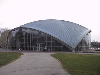 Auditorio Kresge Saarinen