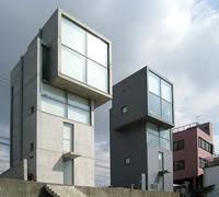Casa 4x4 de Tadao Ando