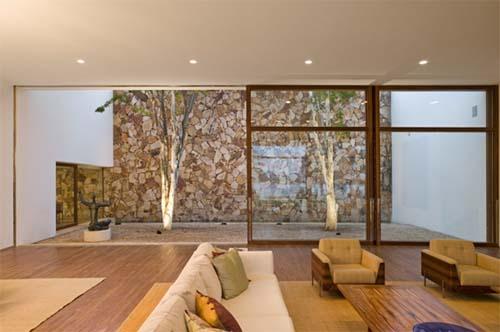 Casa en brasilia isay weinfeld arquitectura y dise o for Diseno de patios interiores