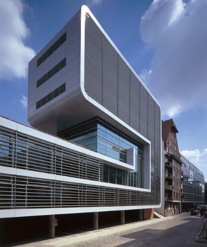 Edificio habitat renovando hamburgo arquitectura y - Paginas de arquitectura y diseno ...