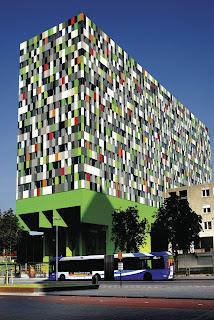 Edificio de Diseño en Utrech