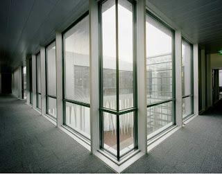 Edificio Aluminio Holanda