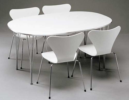 Serie 7 de Arne Jacobsen, clásico entre los clásicos | ▷ Blog Arquitectura  y Diseño. Inspírate con nuestros interiores y casas de diseño.