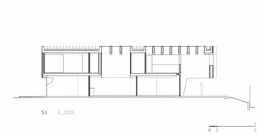 House b de rta office arquitectura y dise o los - Arquitectura y diseno de casas ...
