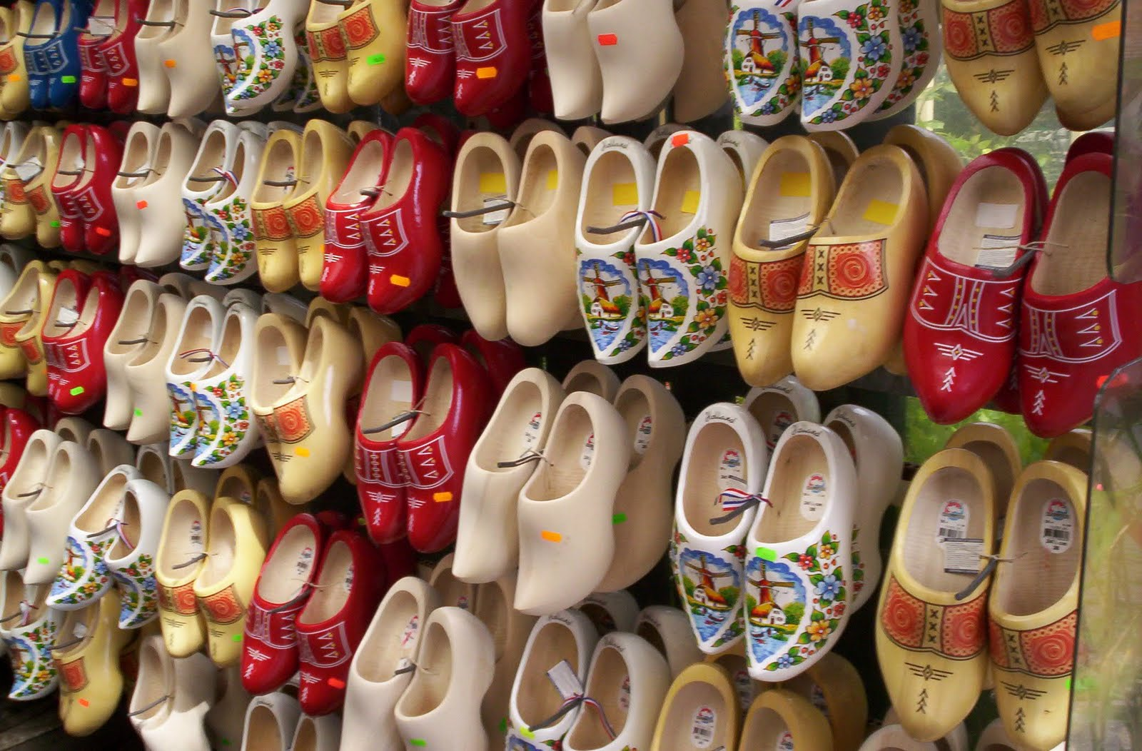 Going Dutch Why Wooden Shoes