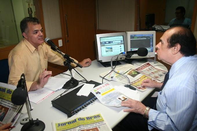 Jornal do Brás na Rádio Terra AM V