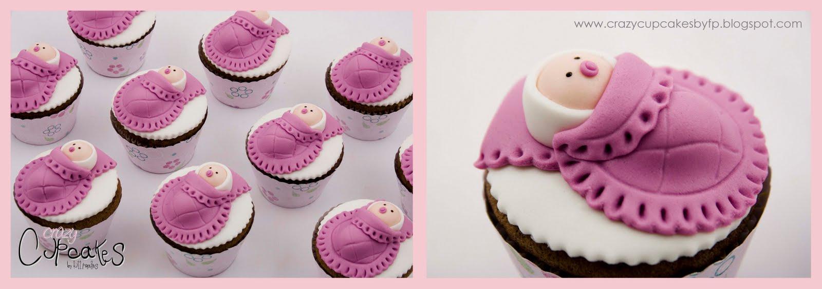 Baby Shower Cupcakes Traffic Club
